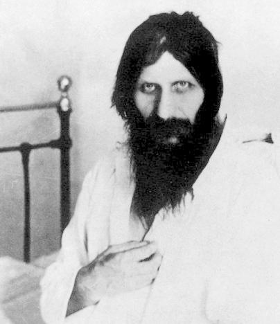 barba Grigorij Rasputin