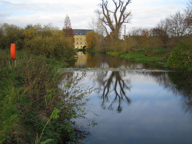 River Ivel in Langford - geograph.org.uk - 612859