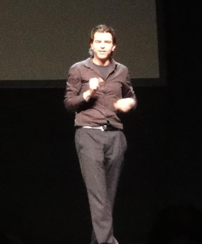 Photo de Rob Wijnberg avec un hauteur de 180 cm et à l'age de 36 en 2018
