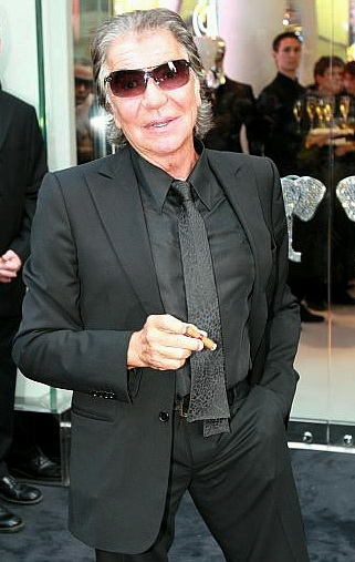 Depiction of Roberto Cavalli