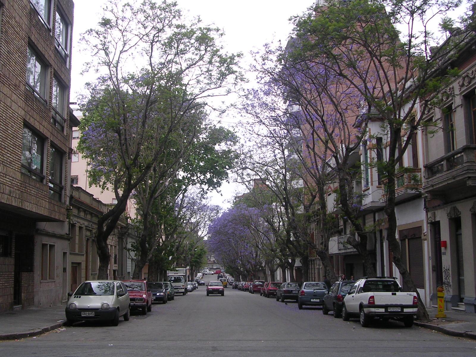 Urugvaj Rue_montevideo