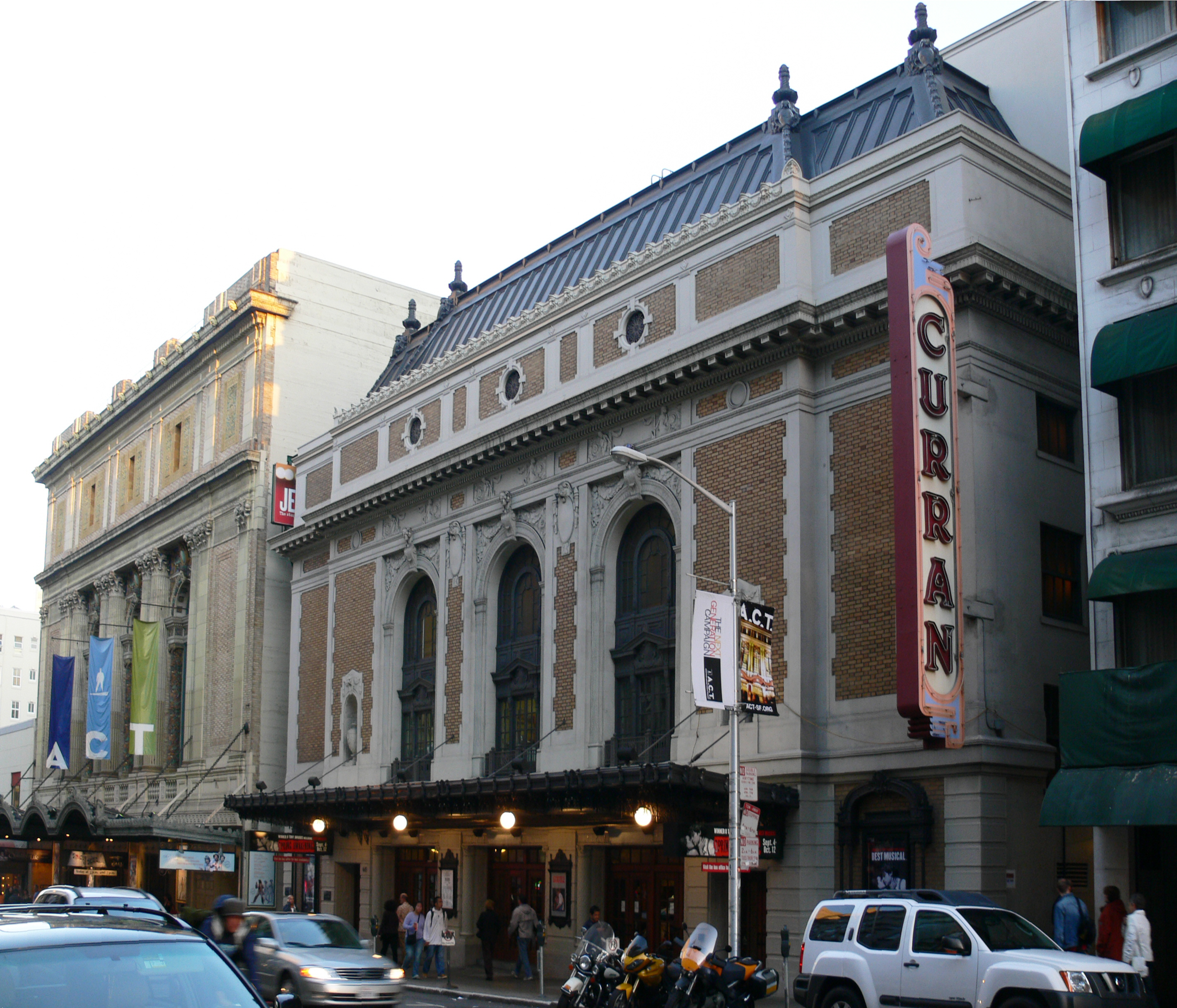List of theatres in San Francisco - Wikipedia