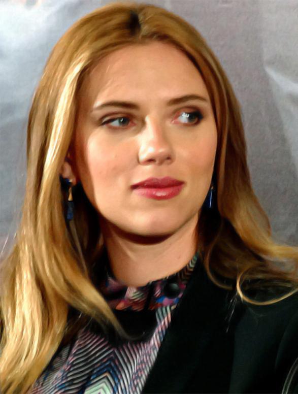 Scarlett Johansson Wikiquote