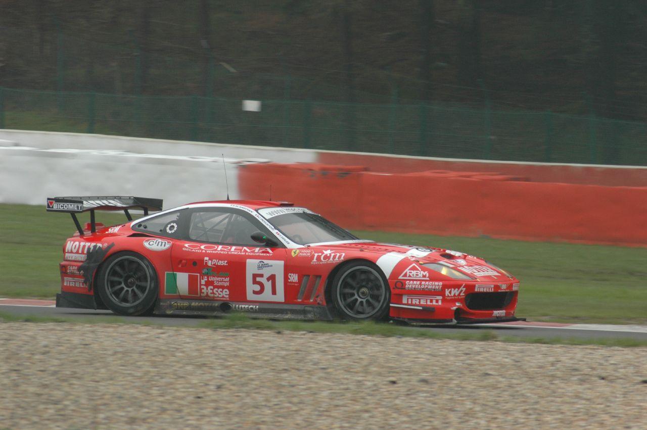 Photo: Porsche 997 GT3 RSR - Team BMS Scuderia Italia  |Bms Scuderia Italia