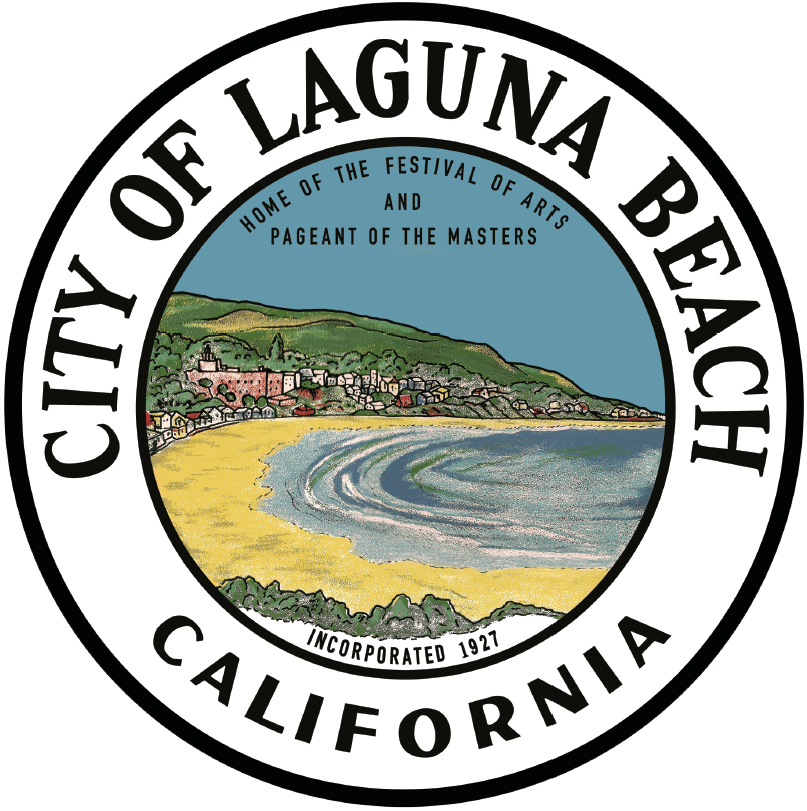 Official seal of Laguna Beach, California