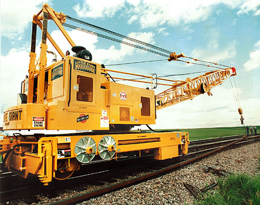 Crane (railroad)