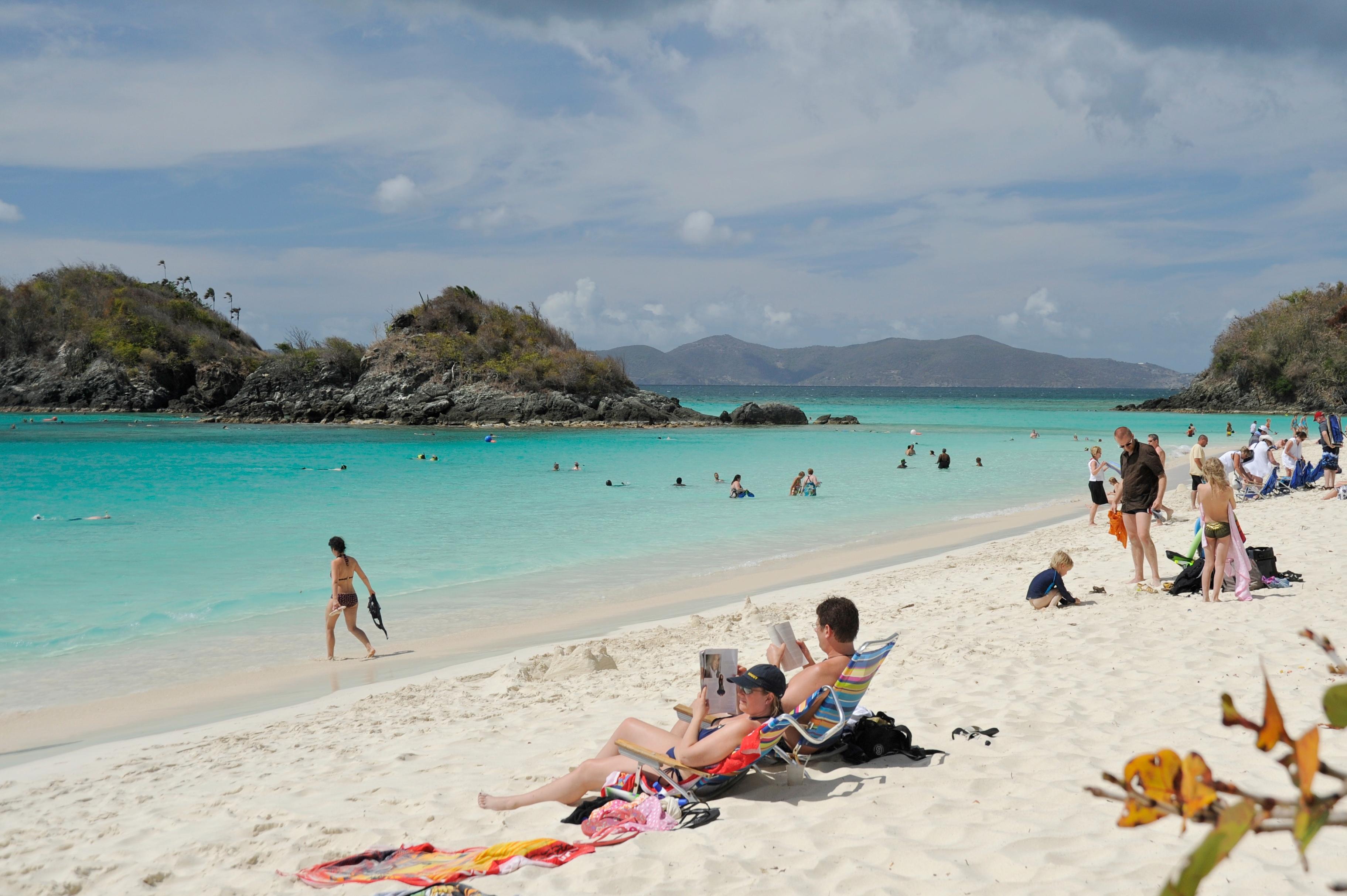 St John Virgin Islands Oceanpointe Resort And Spa
