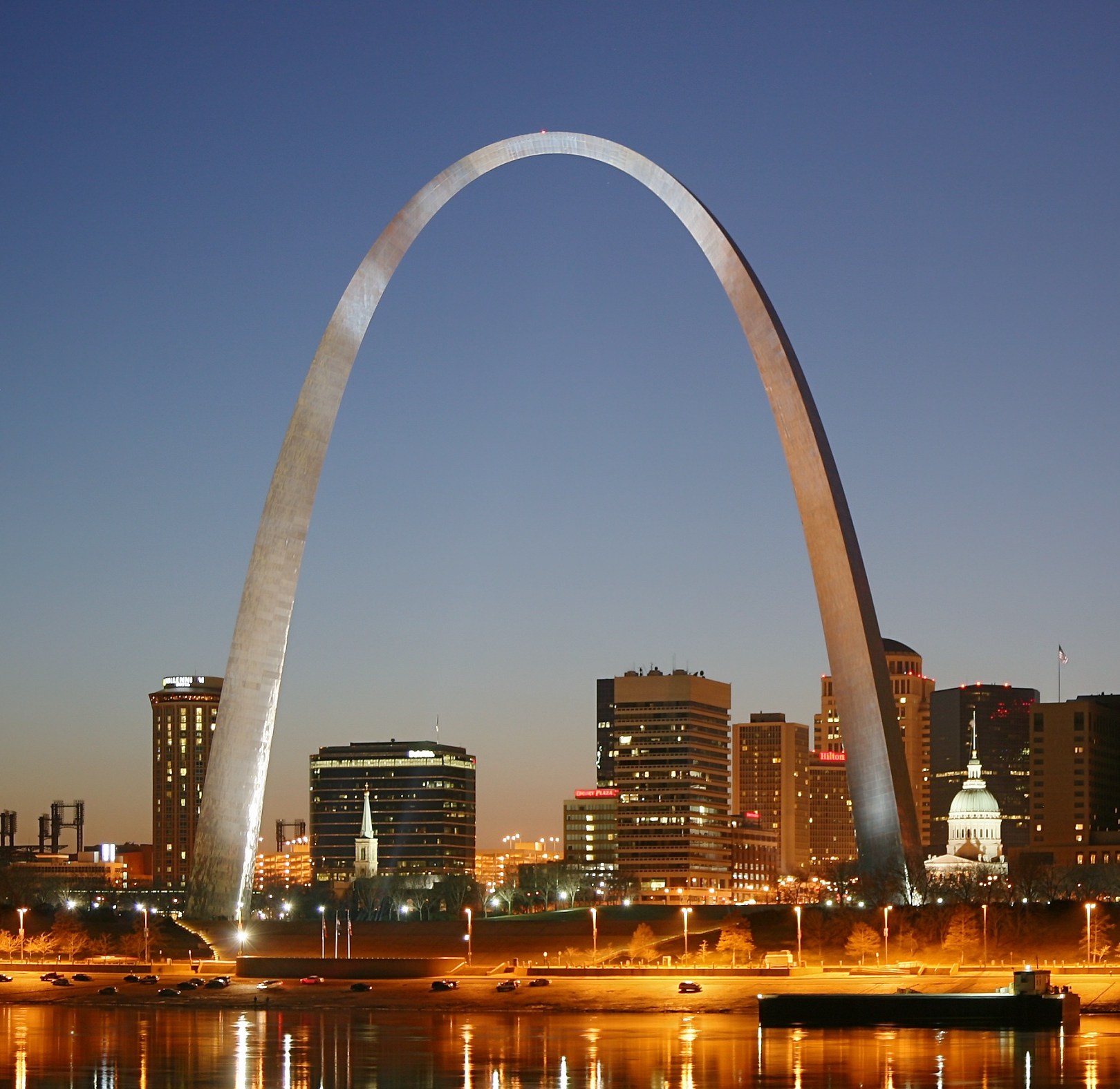 Gateway Arch - Wikipedia, the free encyclopedia