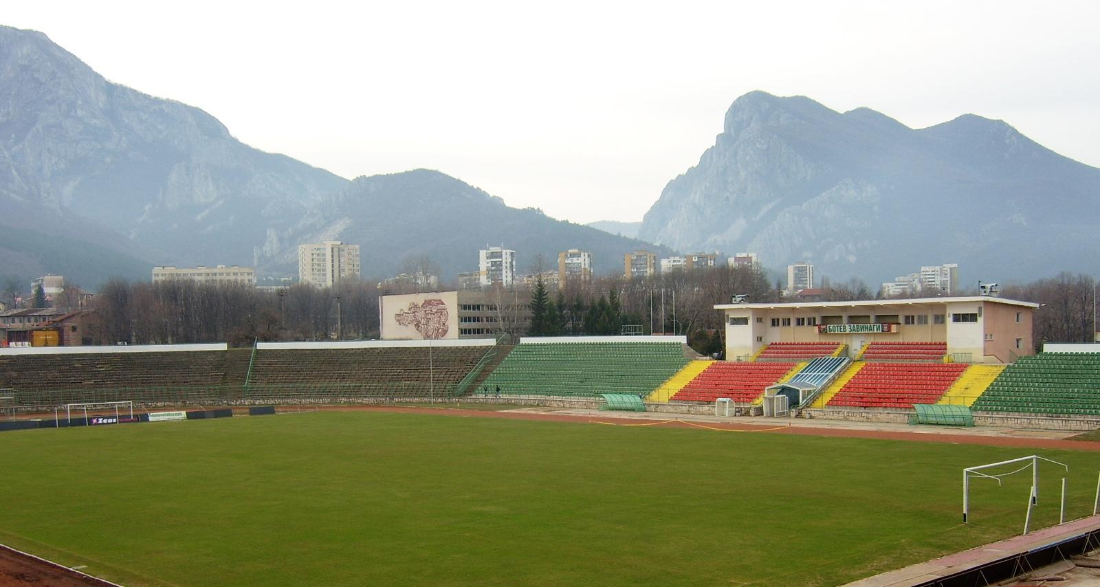 Христо Ботев (стадион, Враца) — Википедия