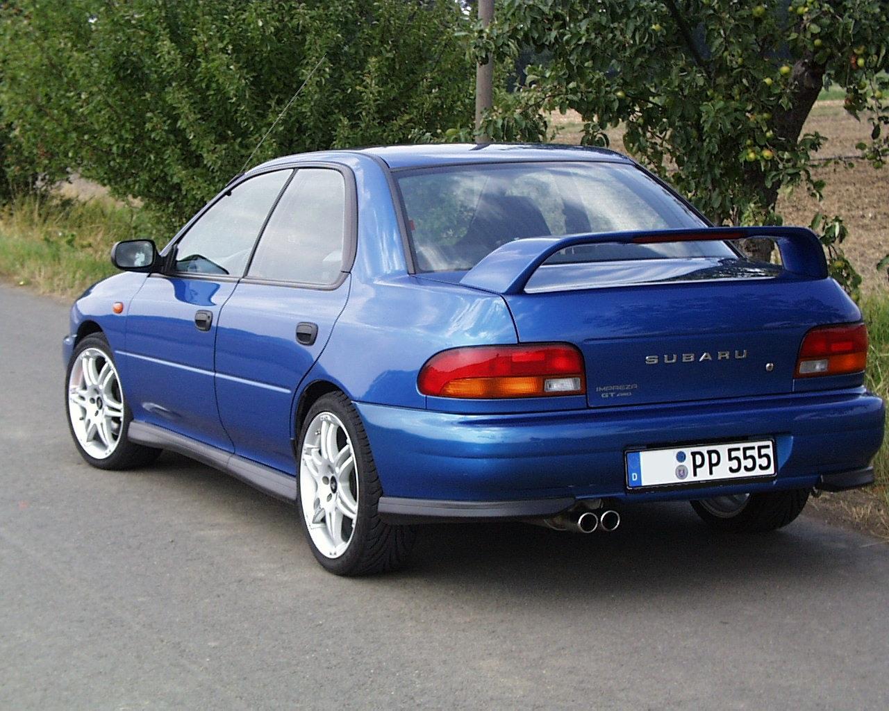 Subaru Wrx 0 60 >> 1999 Subaru Impreza RS - Coupe 2.5L AWD Manual