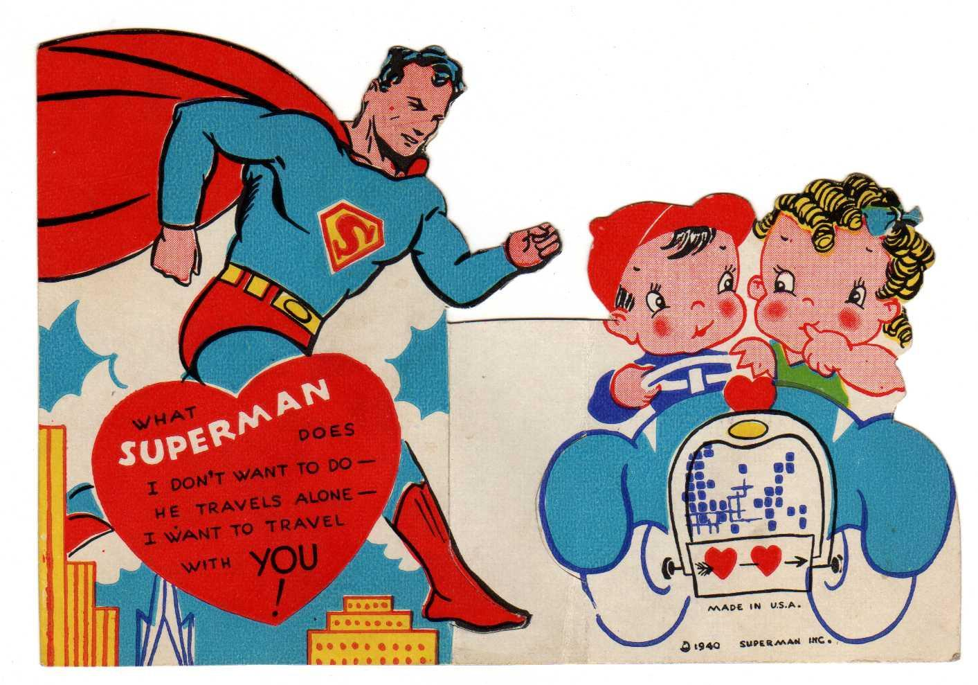 Exceptionally large images of Superman (OFFICIAL THREAD) Superman_1940