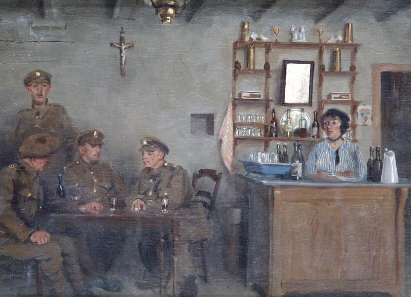 World War  Time Travel Movie
