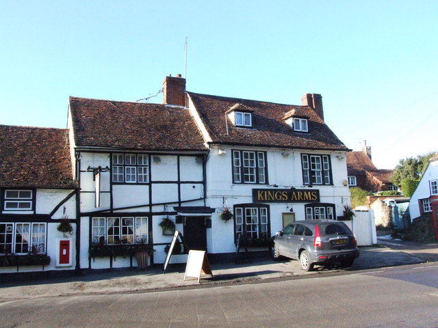 The Kings Arms, Boxley - geograph.org.uk - 1115060