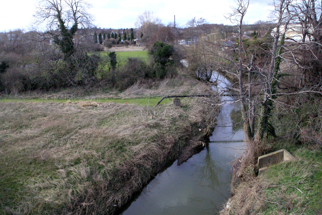 The River Gipping - geograph.org.uk - 730292