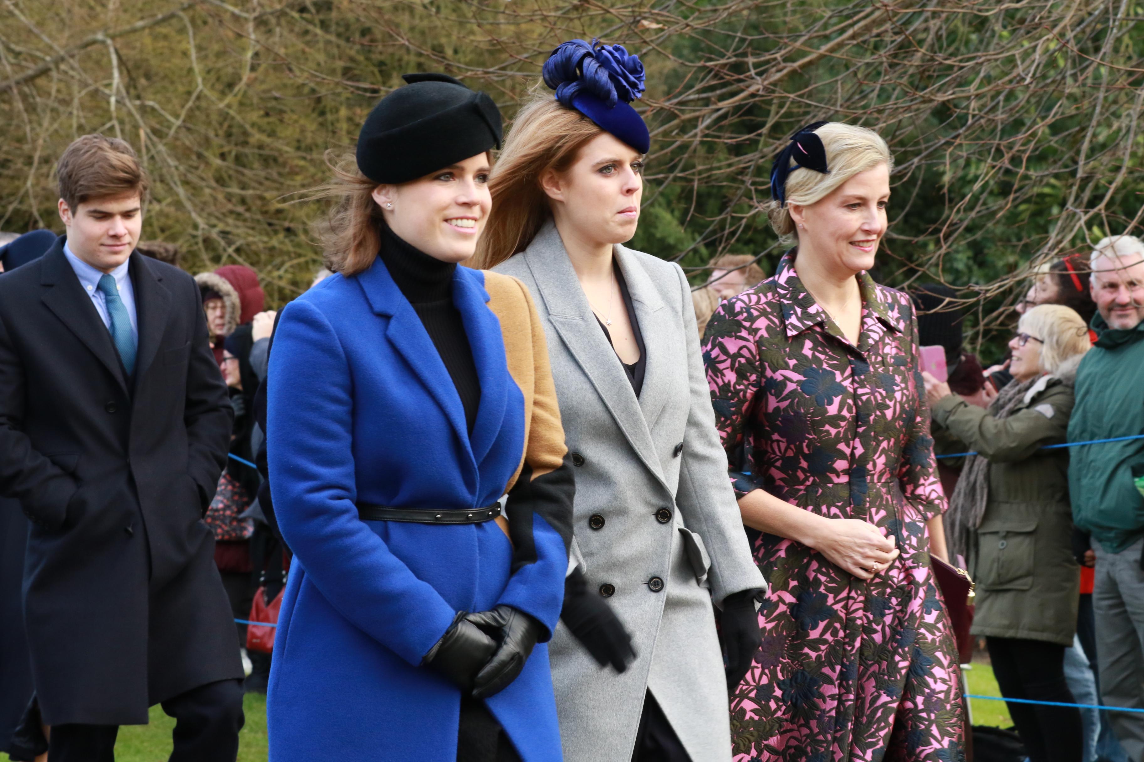 Royal Family Christmas.File The Royal Family On Christmas Day 2017 Jpg Wikimedia