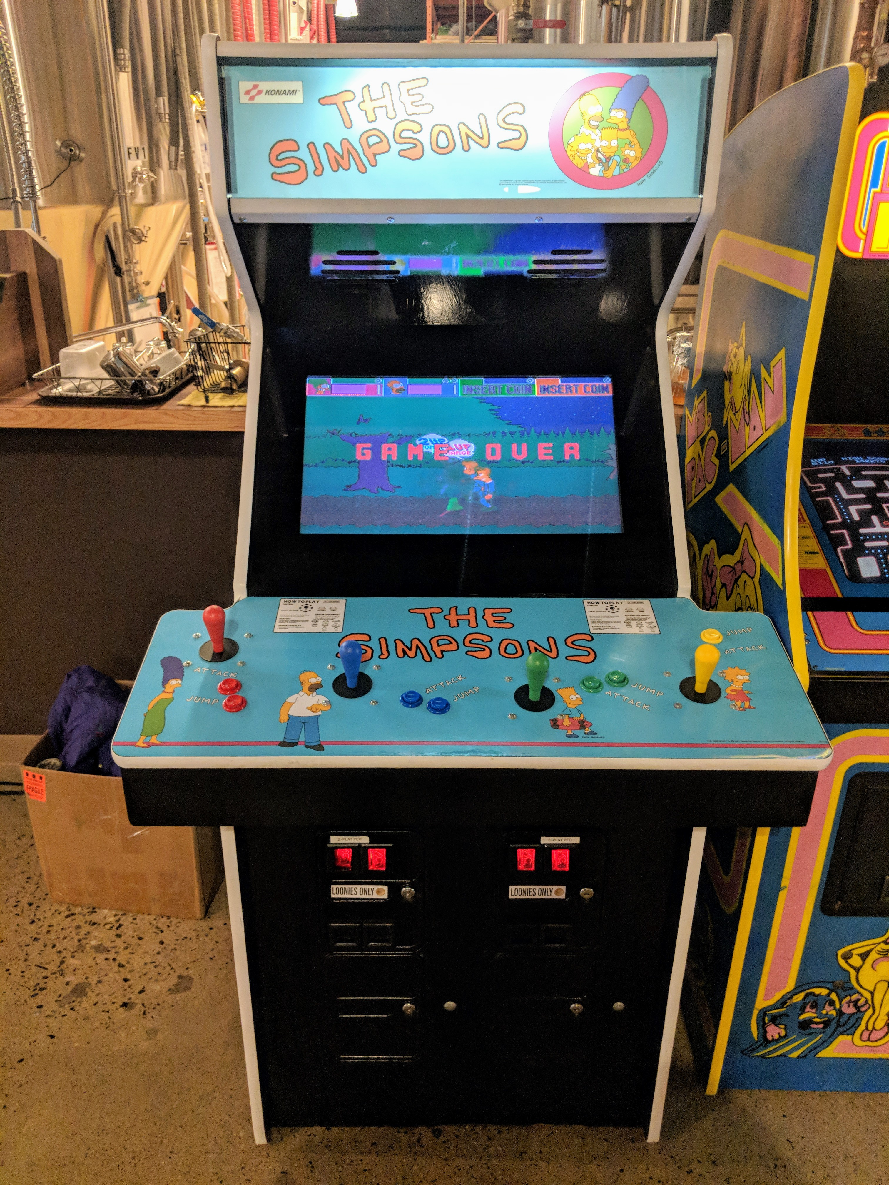 List Of The Simpsons Video Games Wikipedia