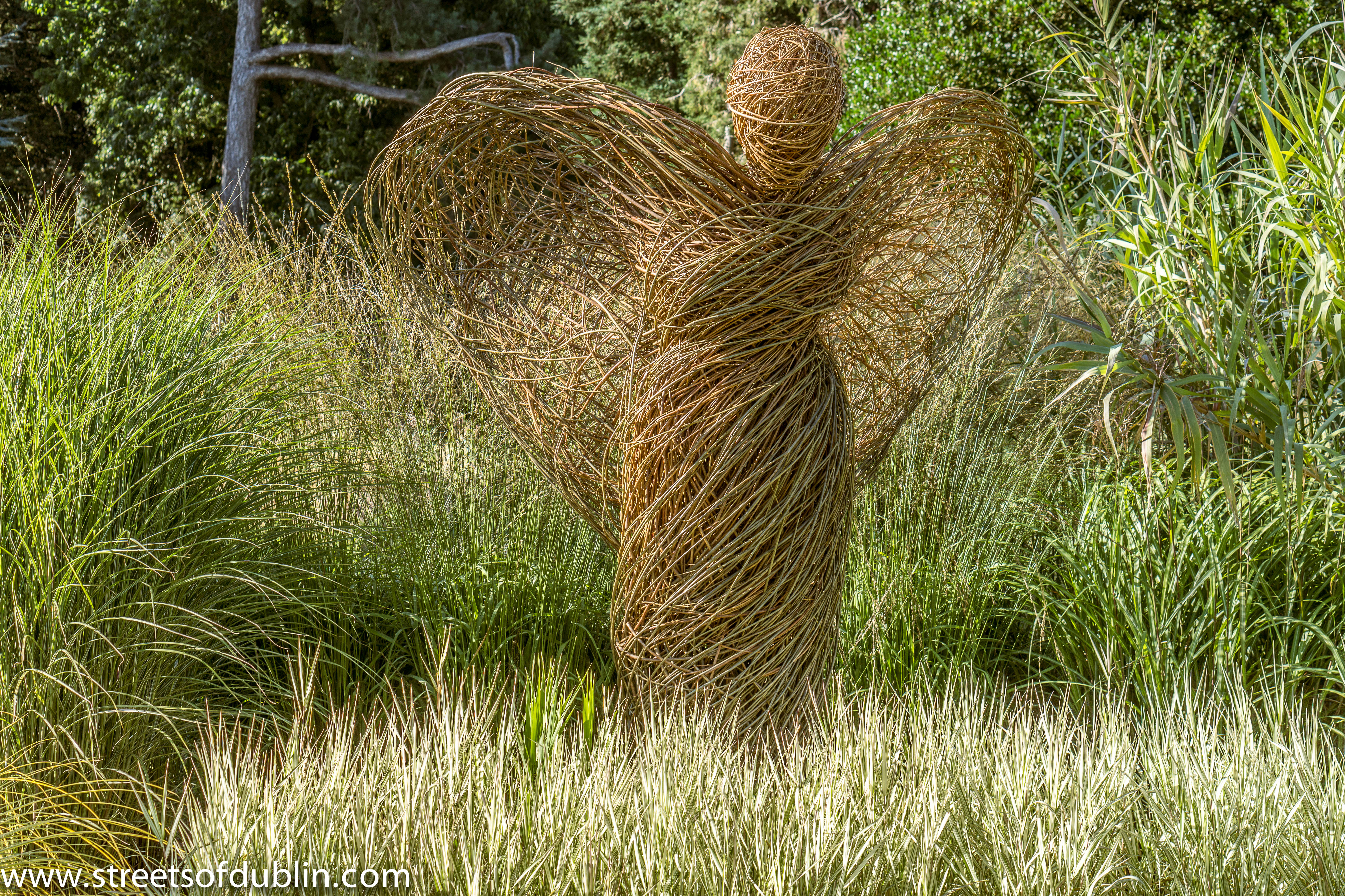 File:The Sleeping Butterfly by Brenda Marron- Sculpture In Context ...
