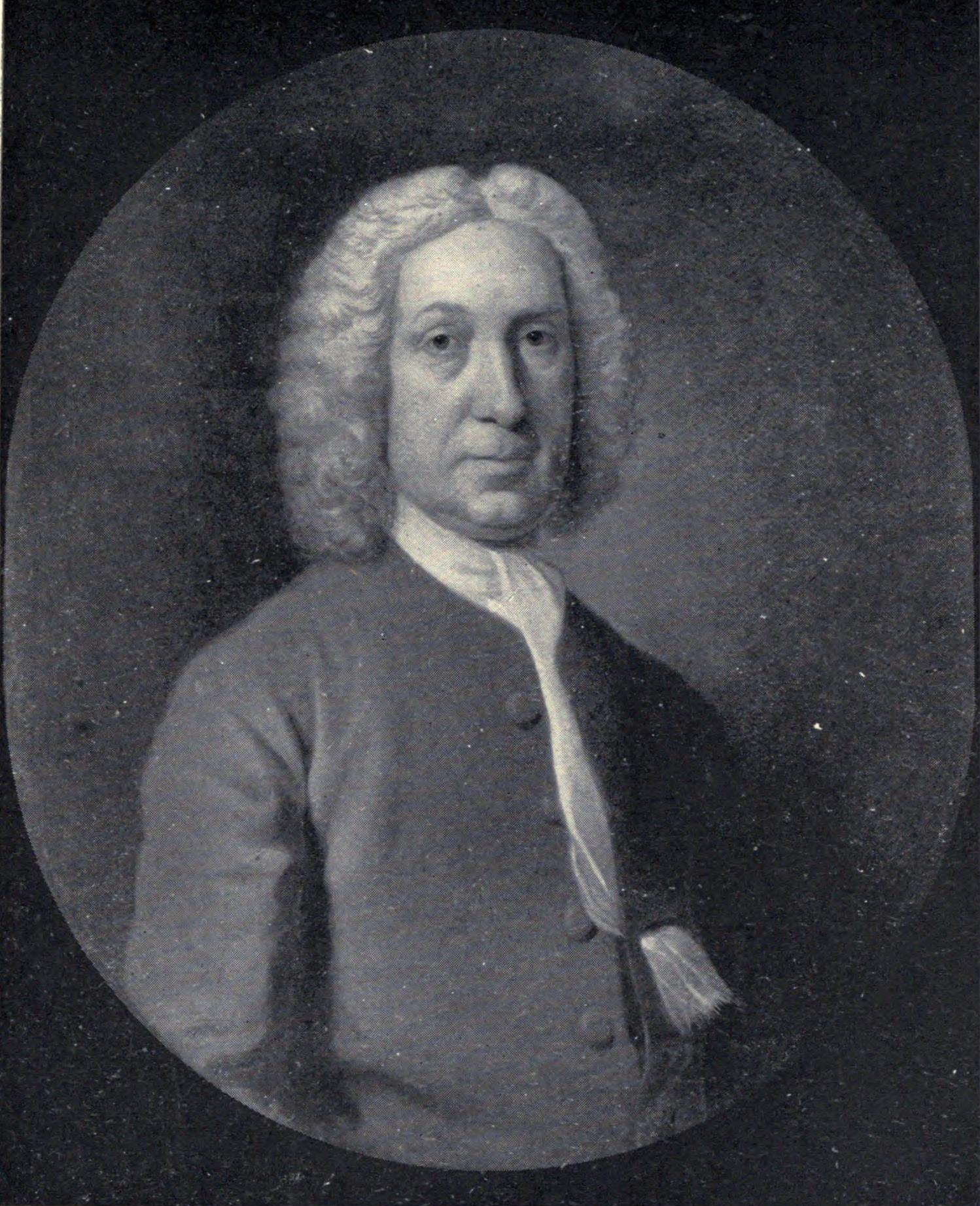 Ruddiman, 1749