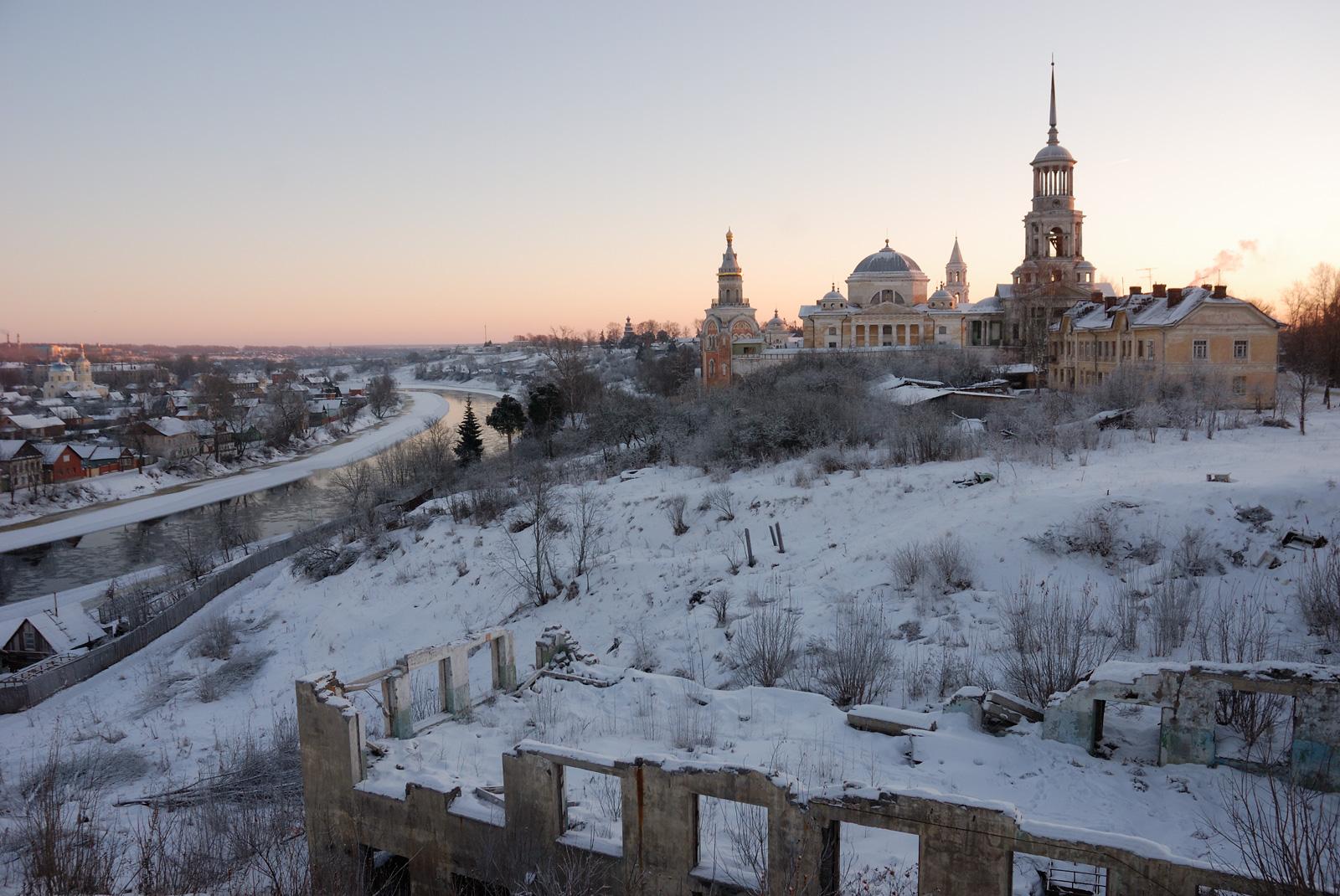 Комплекс Борисоглебского монастыря