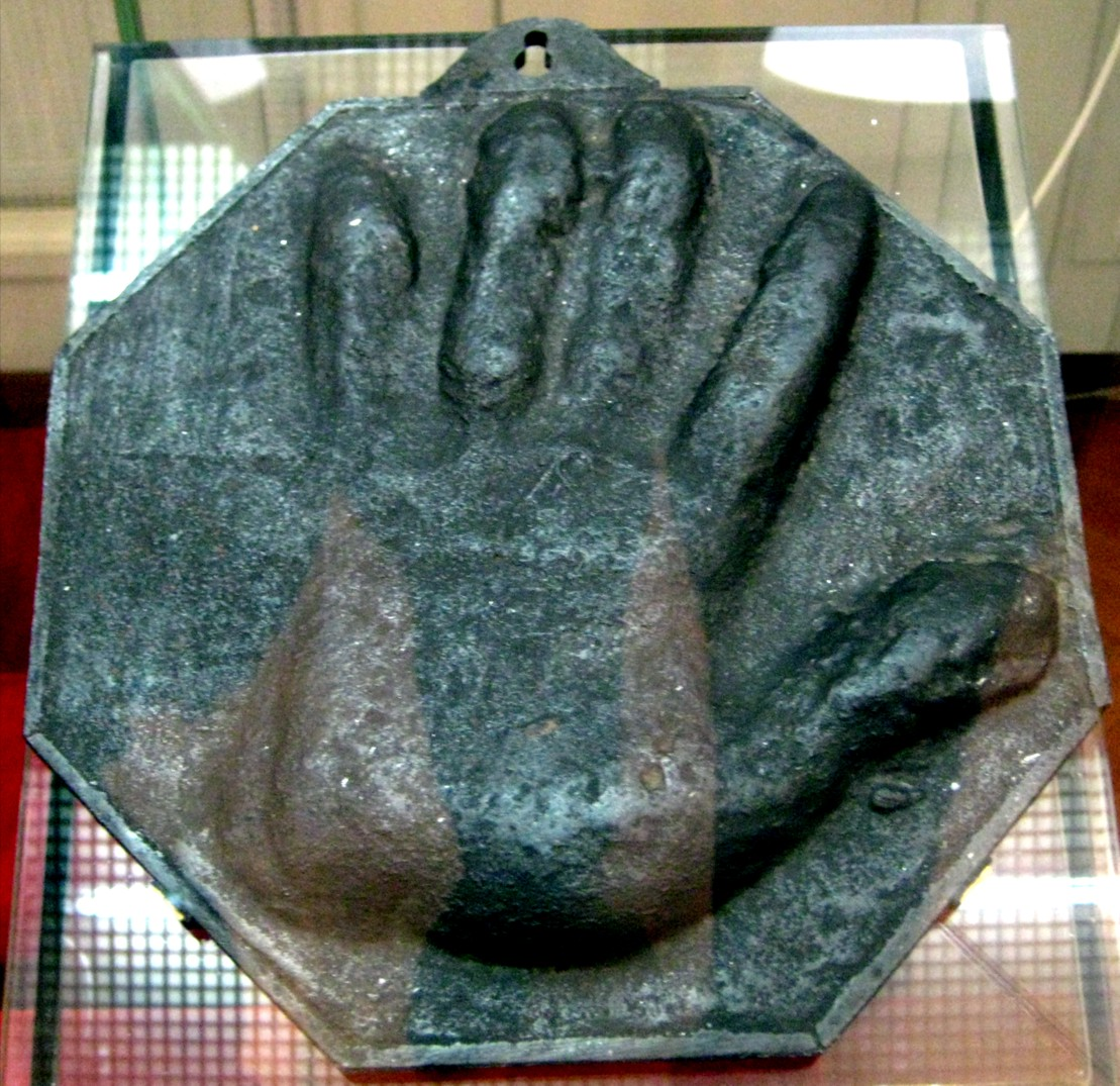 Tsar peter's hand.jpg