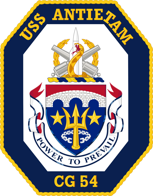 USS Antietam CG 54