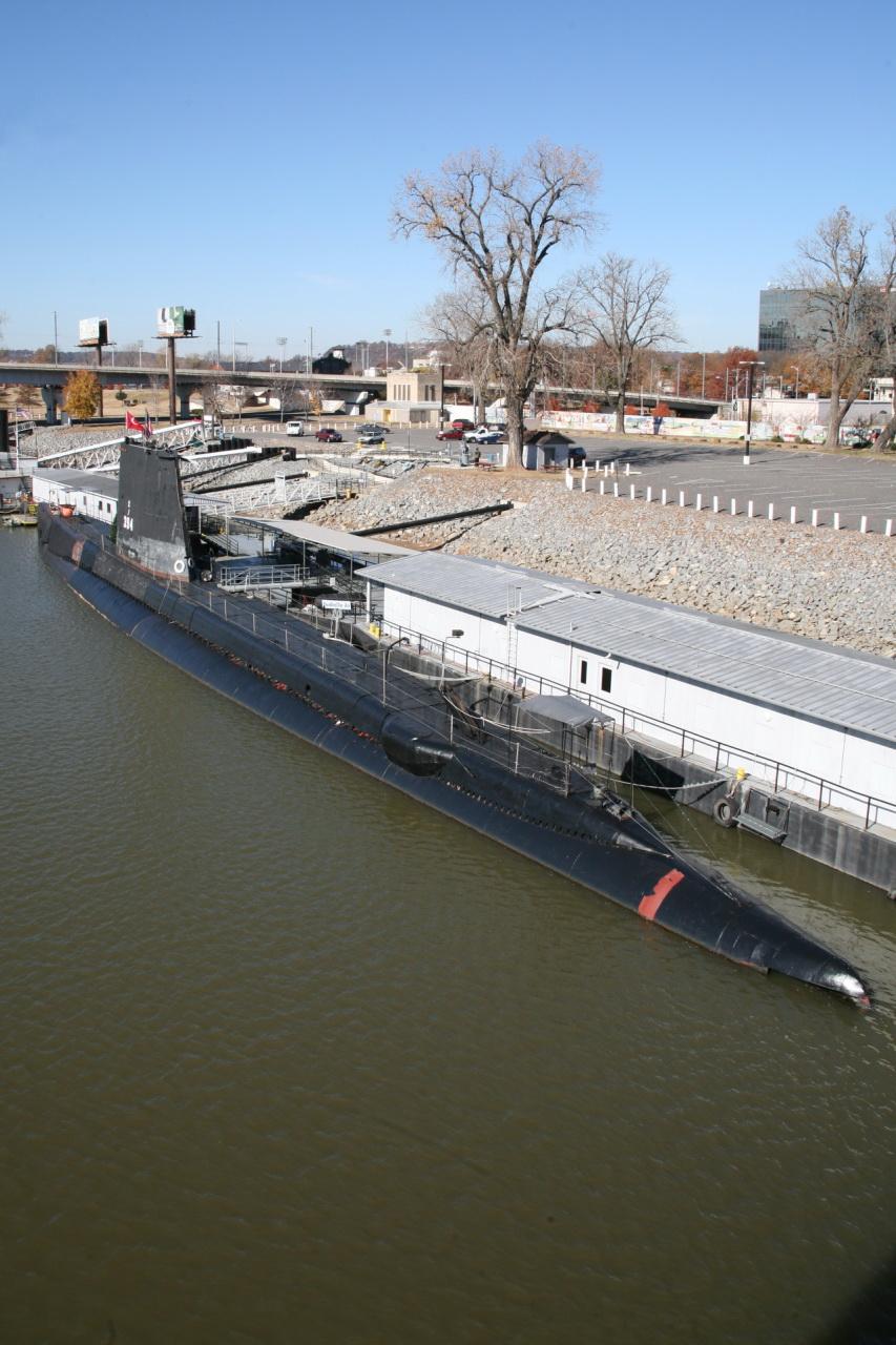 Submarine Museum USS Razorback