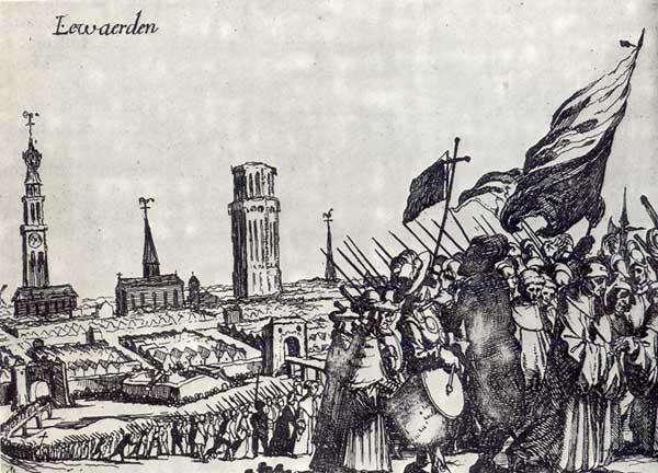 Uittocht katholieken Leeuwarden 1580