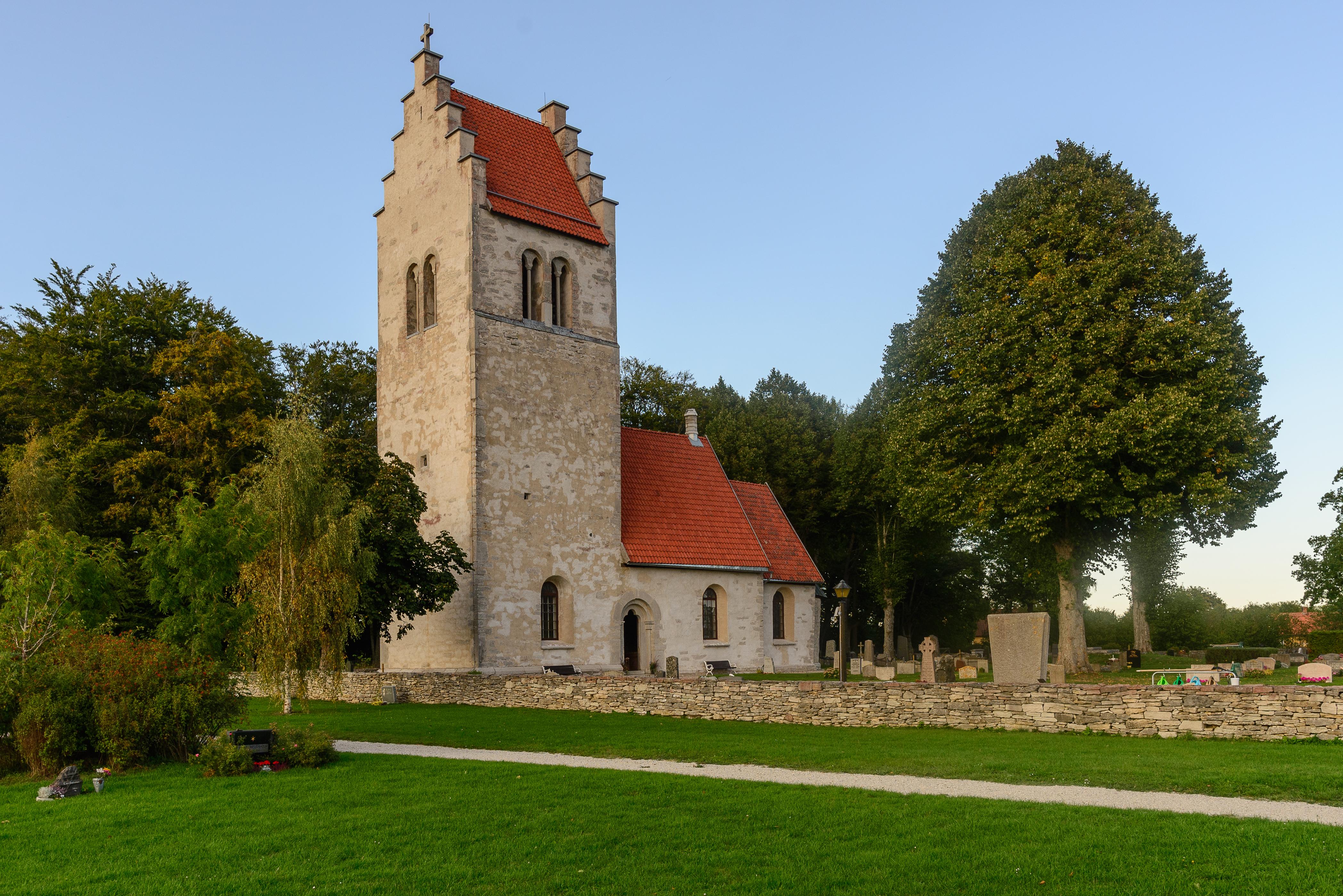 Västerhejde Church - Wikipedia