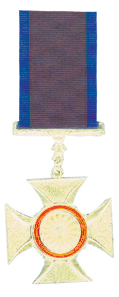 Gallantry Cross, Gold