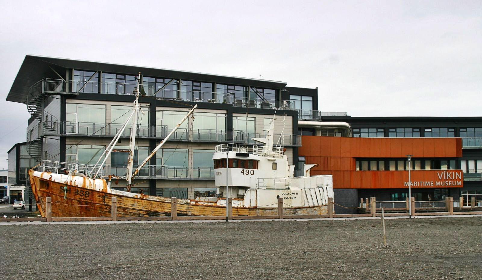 Reykjavík Maritime Museum - Wikipedia