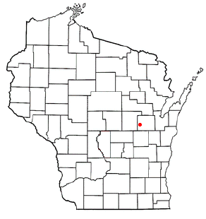 Hortonia, Wisconsin Town in Wisconsin, United States