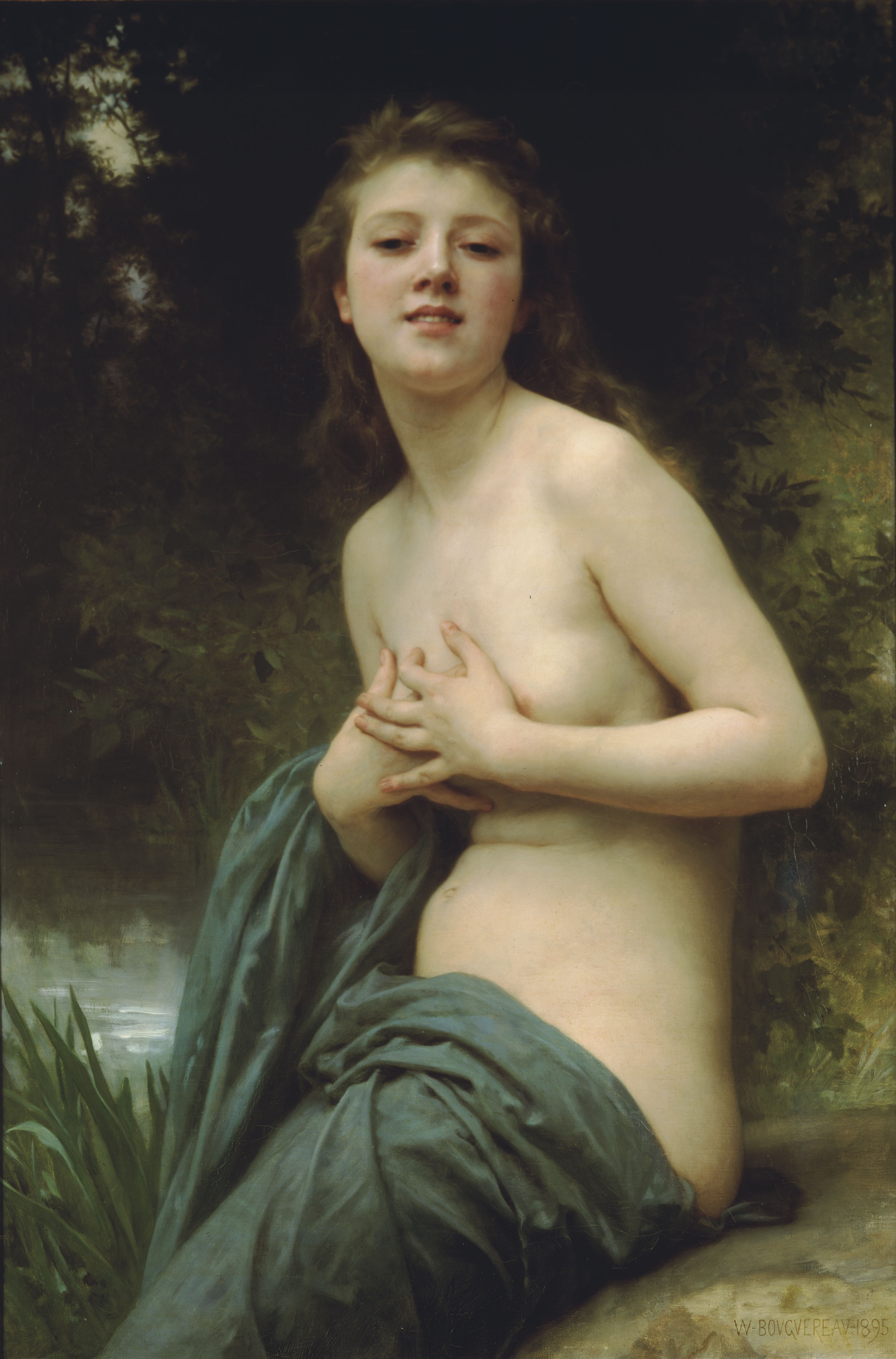 Old naked black women