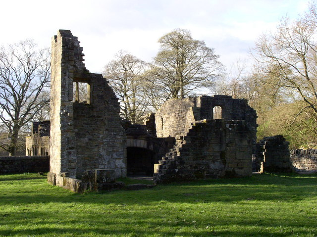 Wycoller Hall - geograph.org.uk - 640653