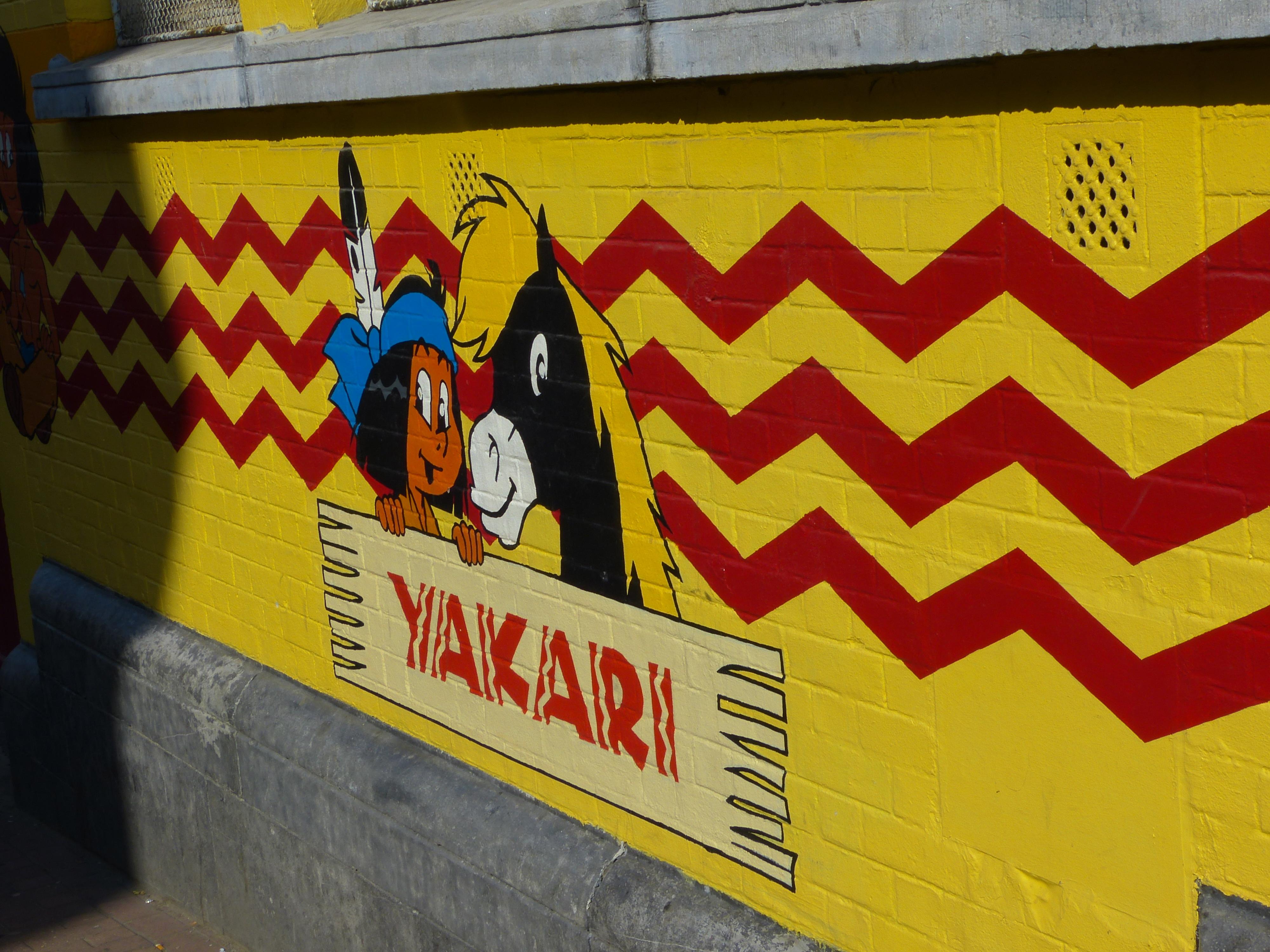 Gut bekannt Yakari – Wikipedia AE91