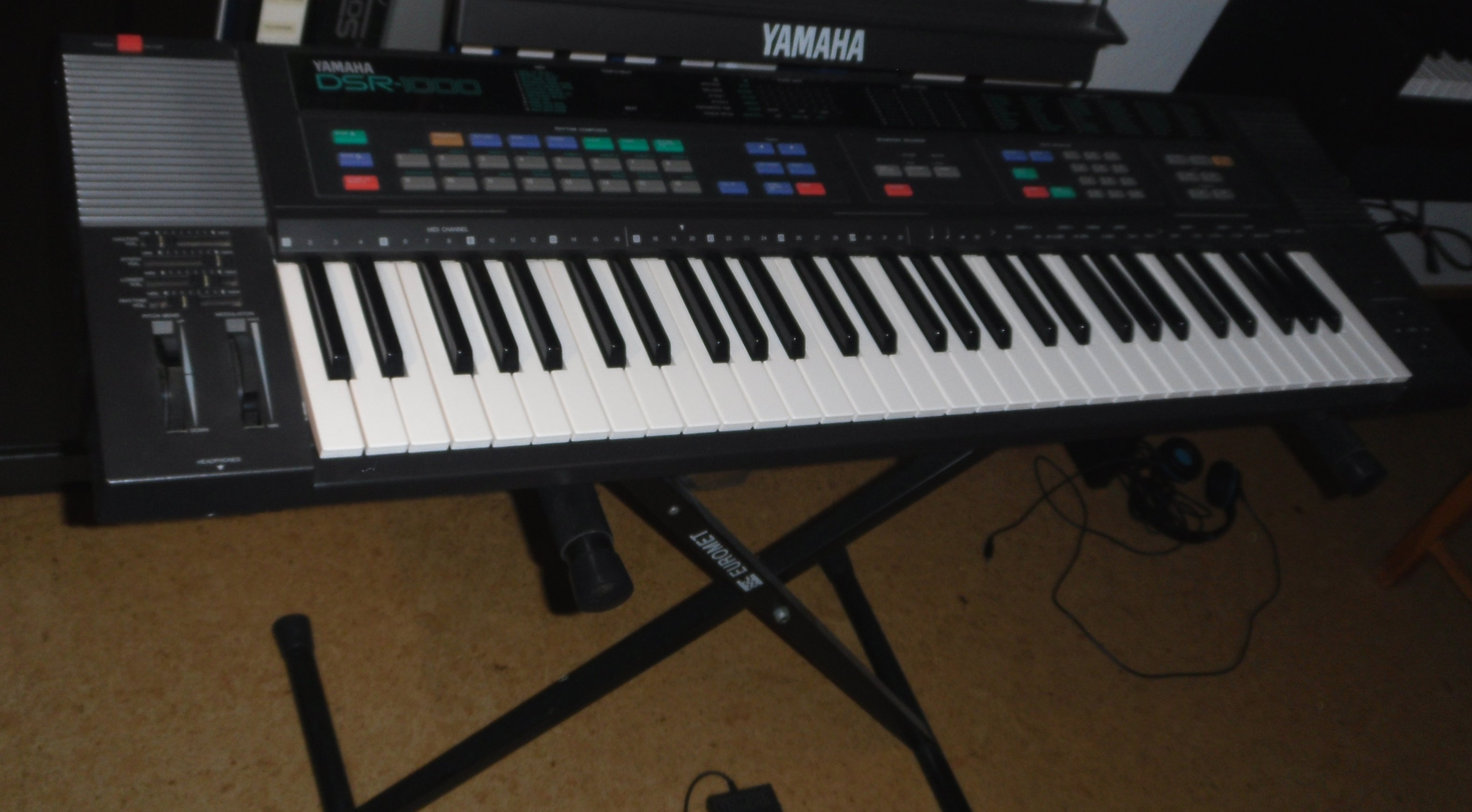Yamaha Dsr Keyboard For Sale