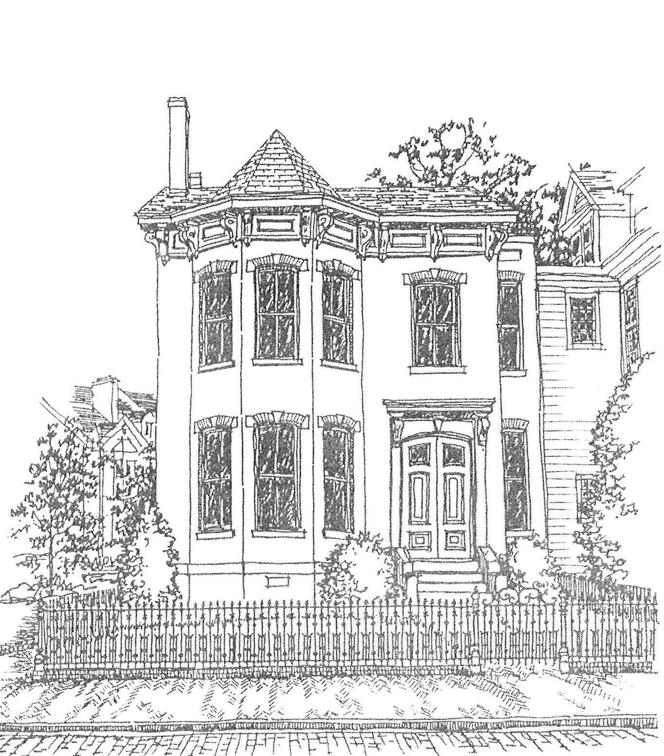 File:Yarmouth House pencil drawing.jpg - Wikipedia