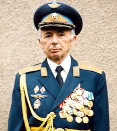 генерал-майор от авиацията о.з. Йордан Миланов