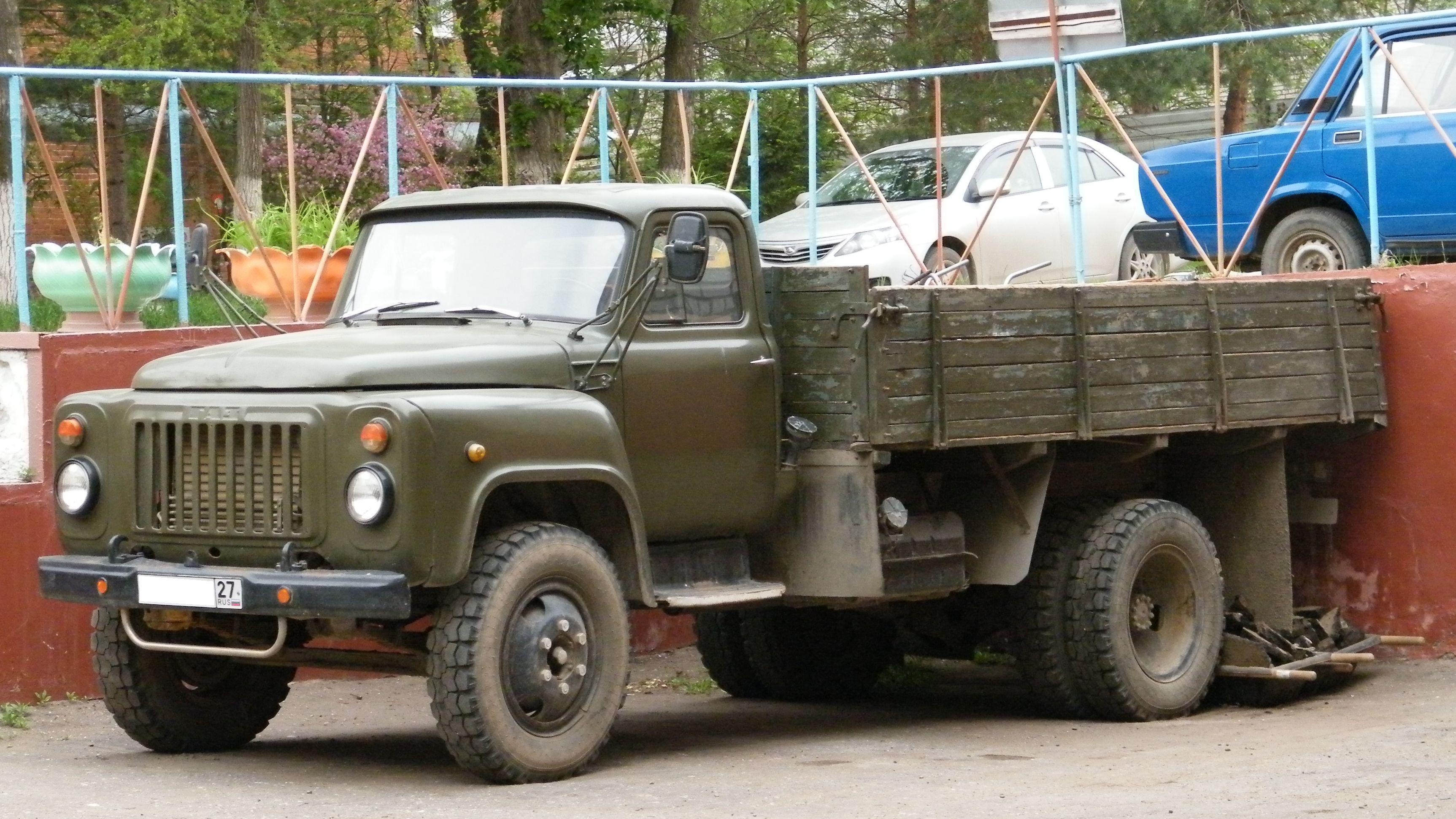 037fc8940ba ГАЗ-53 — Википедия