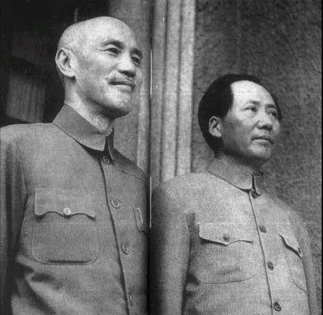 झ़ोउ-एनलाई और  माओ