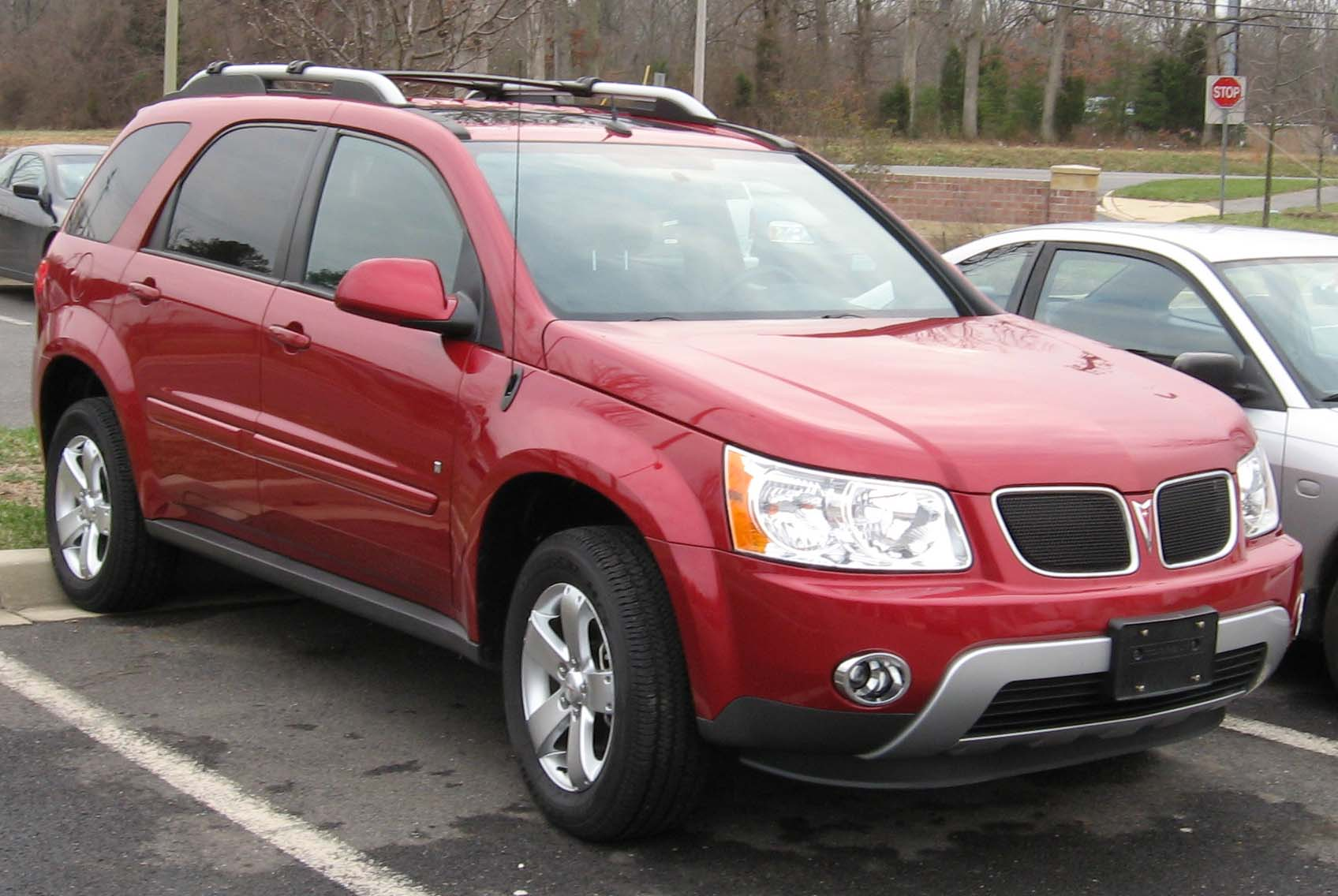 Pontiac Torrent Wikipedia Wolna Encyklopedia