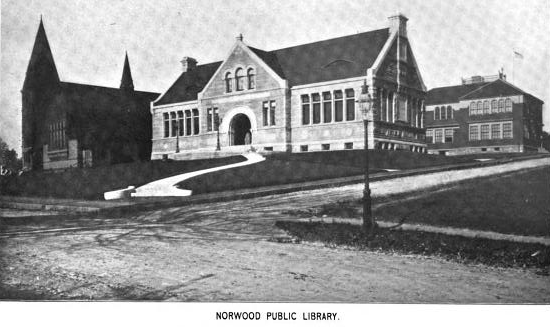 File:1899 Norwood public library Massachusetts.png