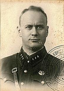 Ivan Serov KGB officer