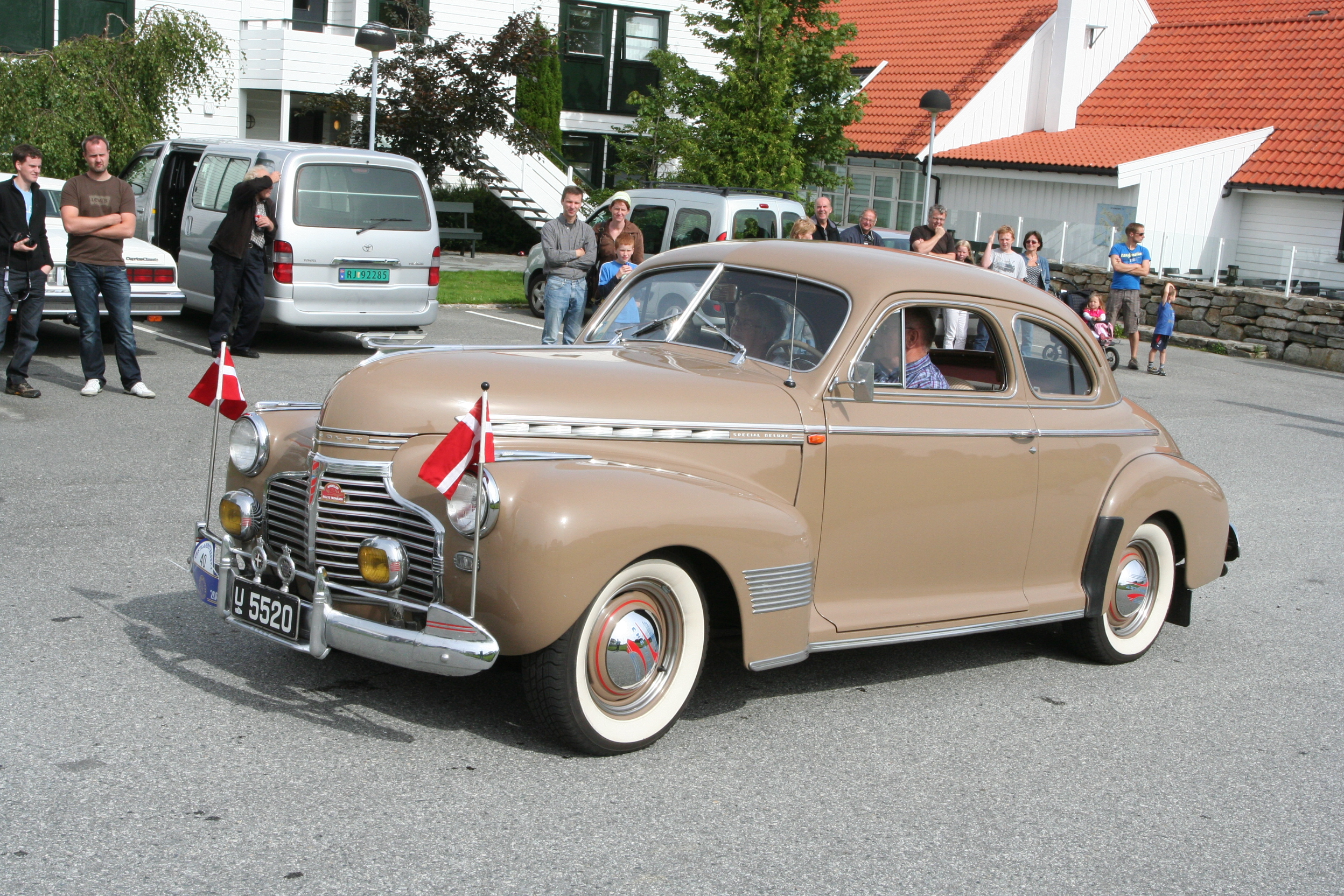 File 1941 Chevrolet Coupe Owner Inga Amp Arne Back Pedersen