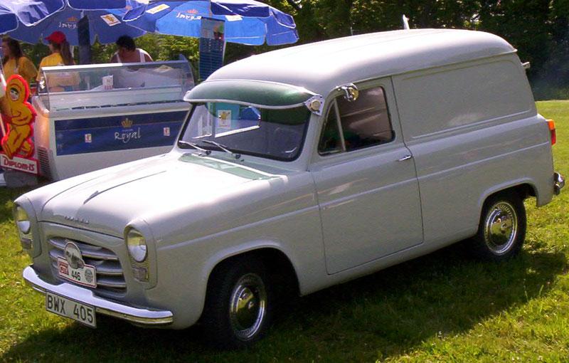 Ford Thames 100e Parts