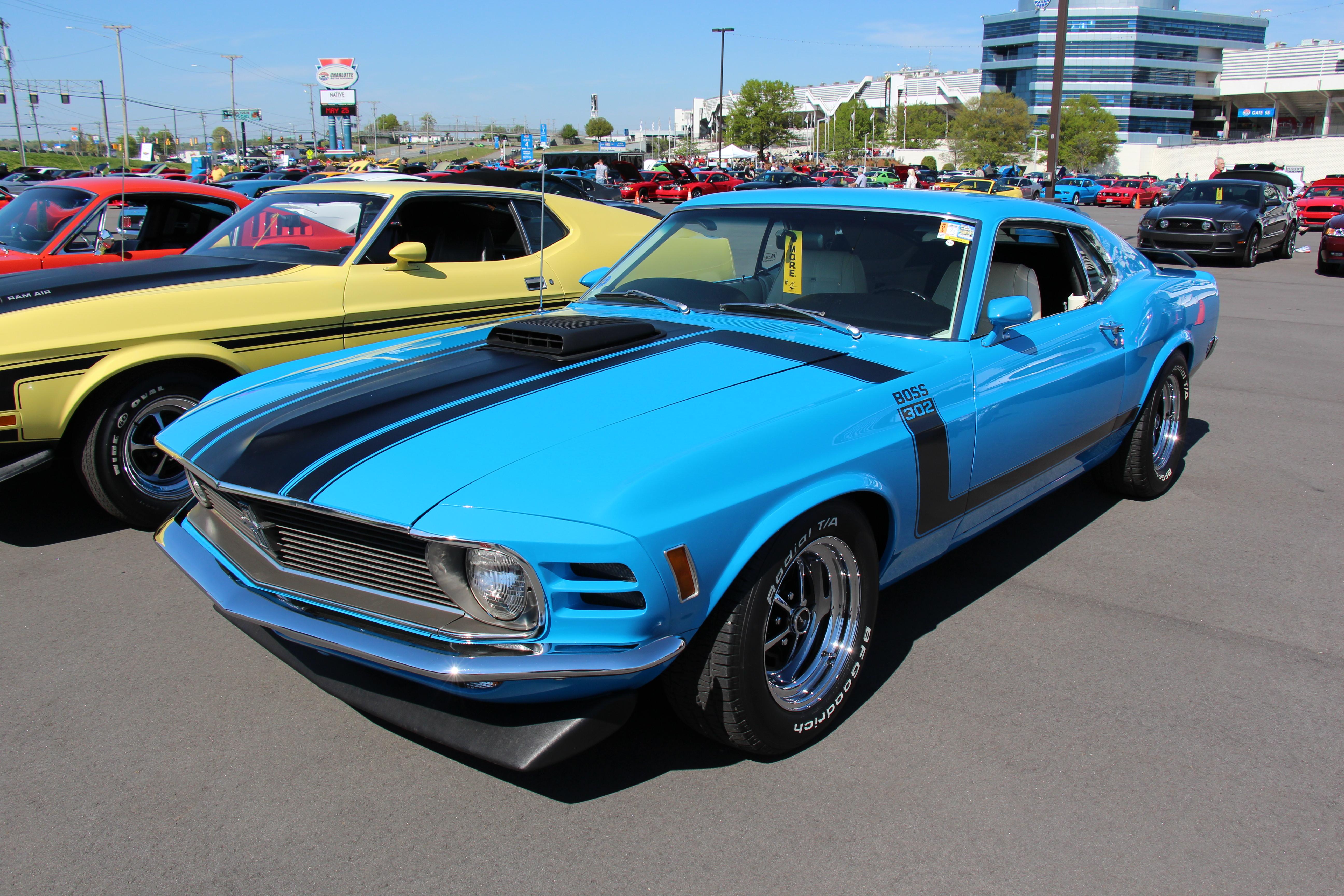 File 1970 Ford Mustang Boss 302 14376335324 Jpg Wikimedia Commons