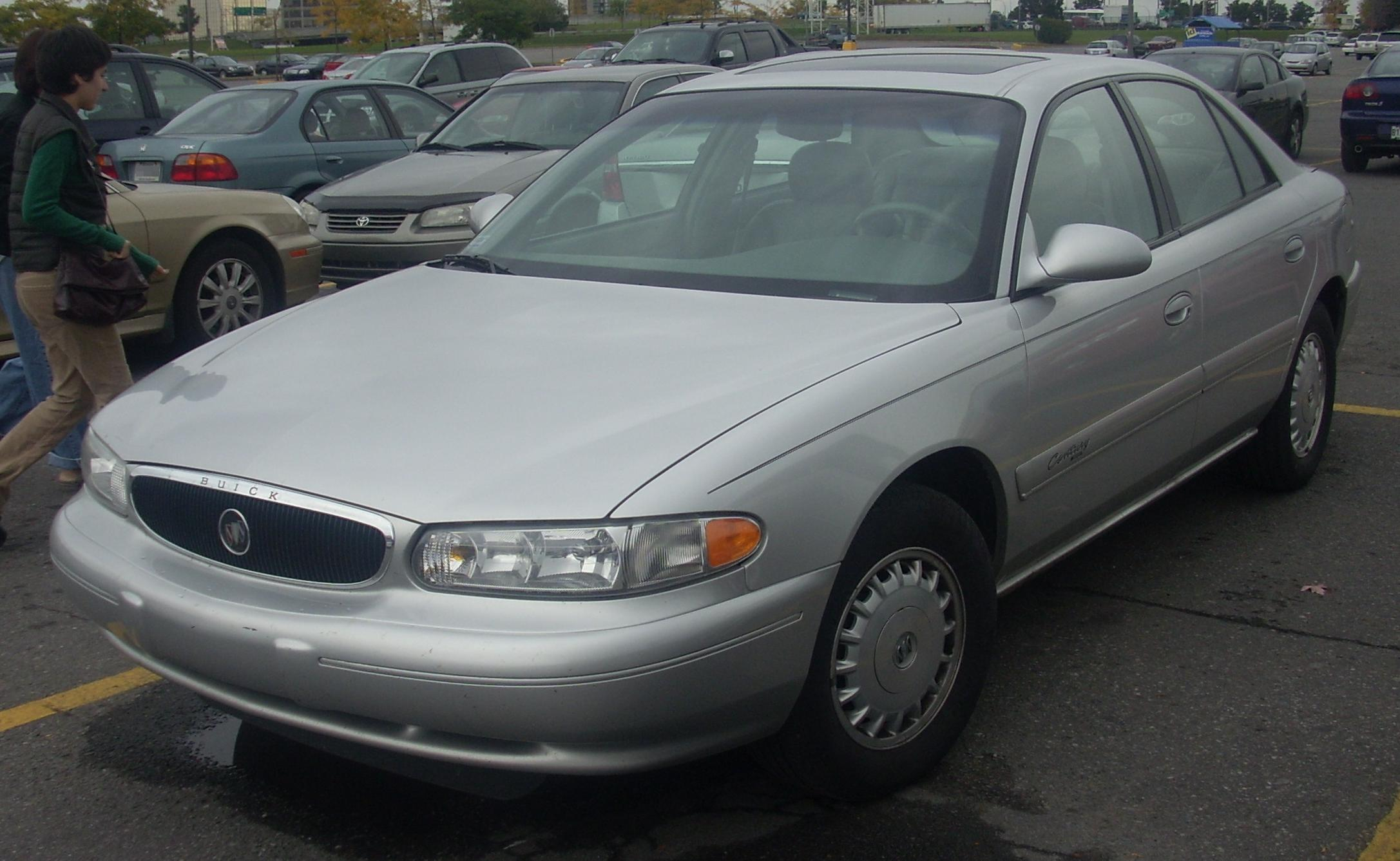 2000 Buick Century Interior Autos Post