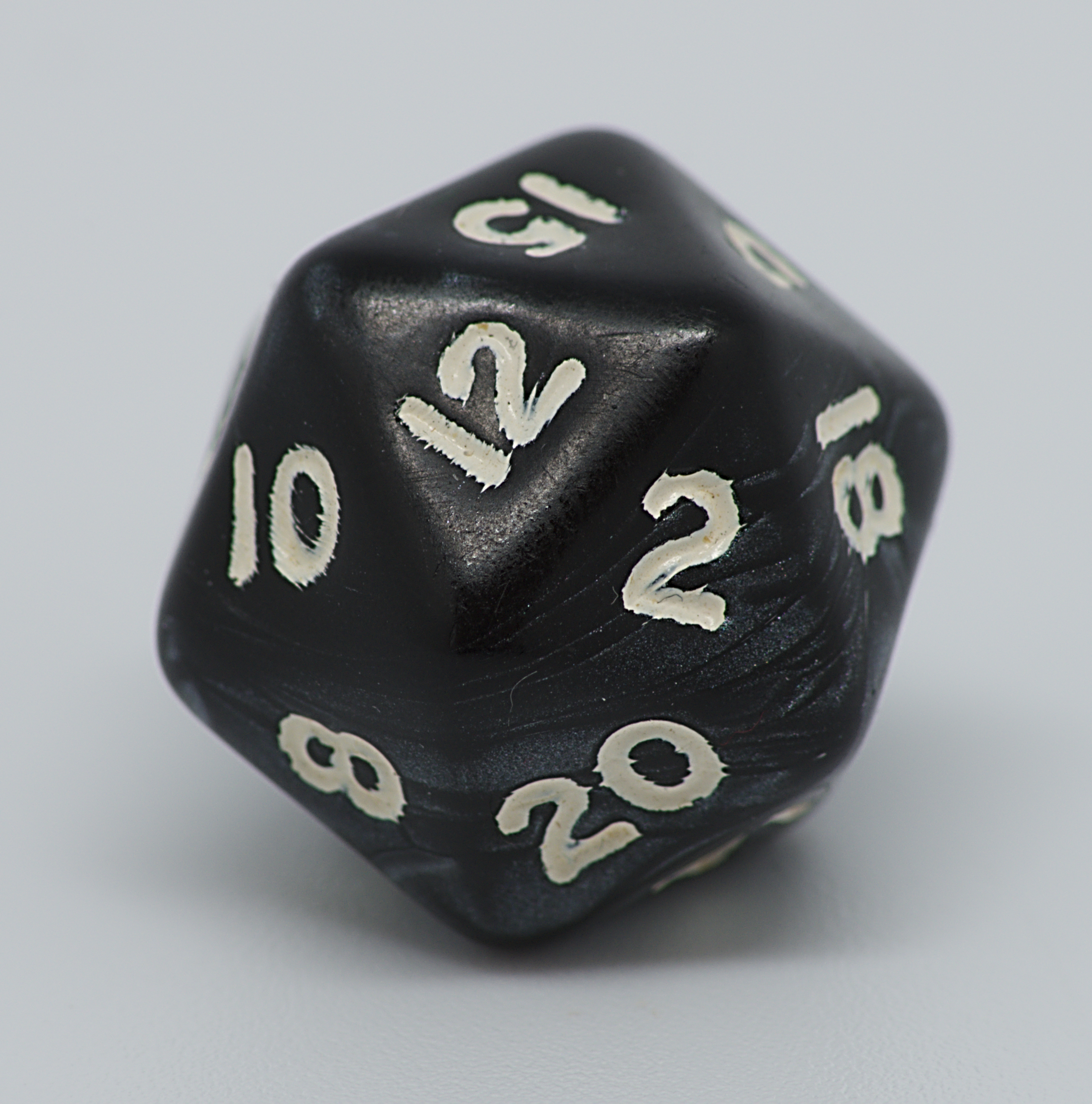 21 sided die