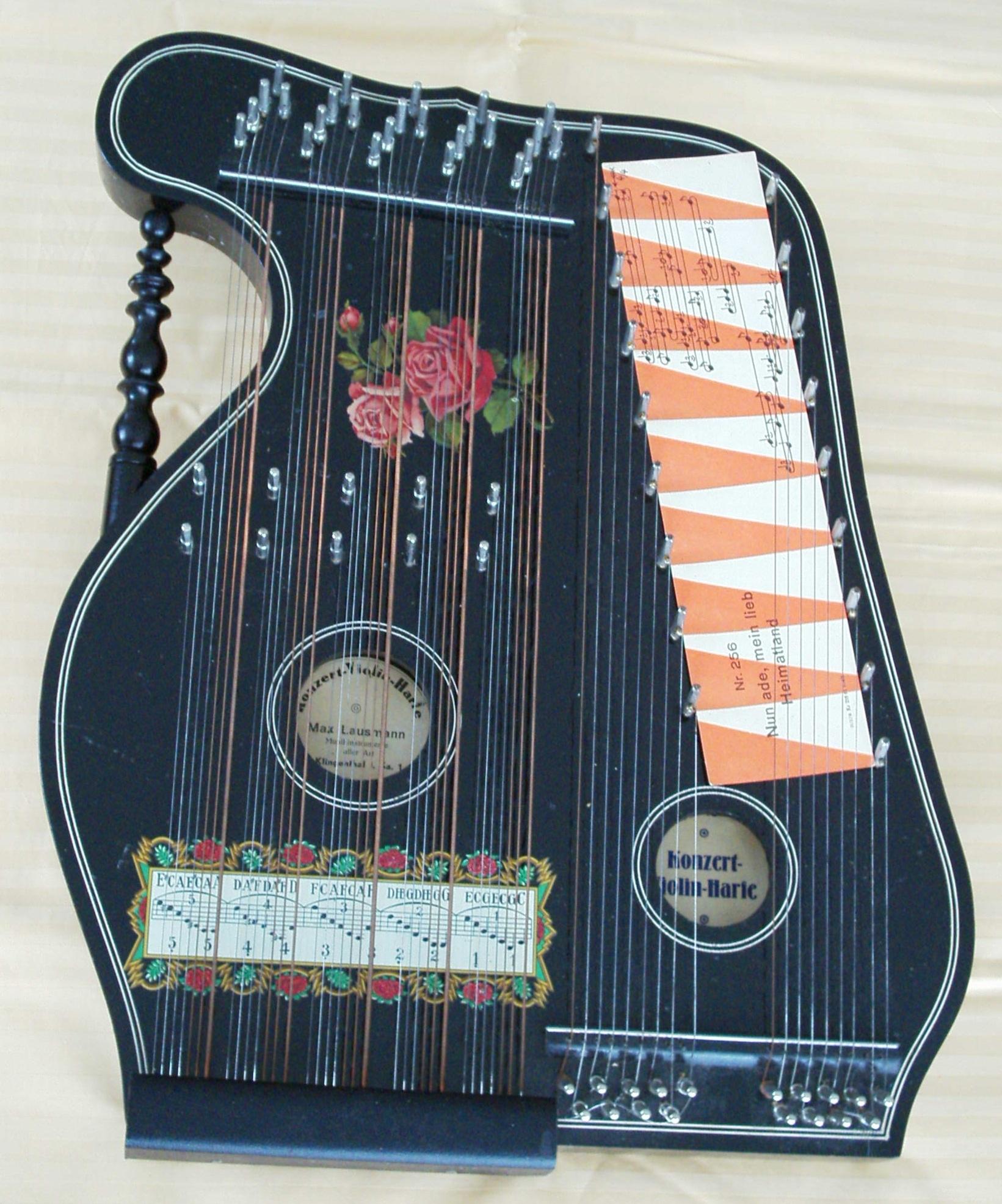 Violinzither
