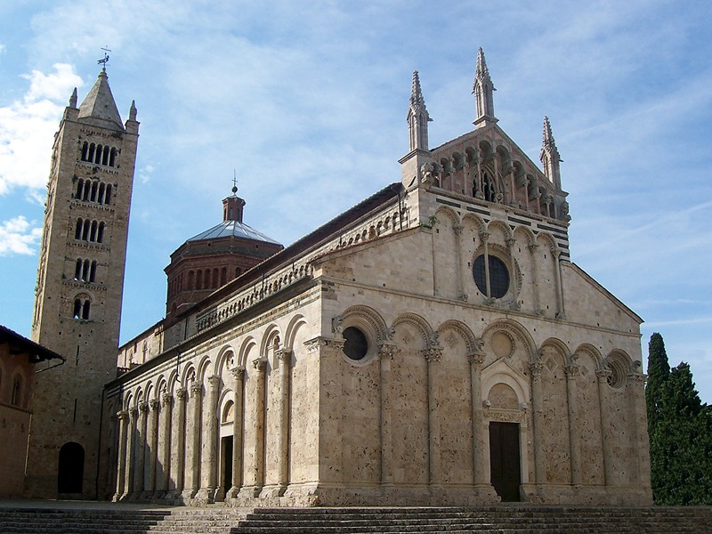 Massa Marittima, Duomo