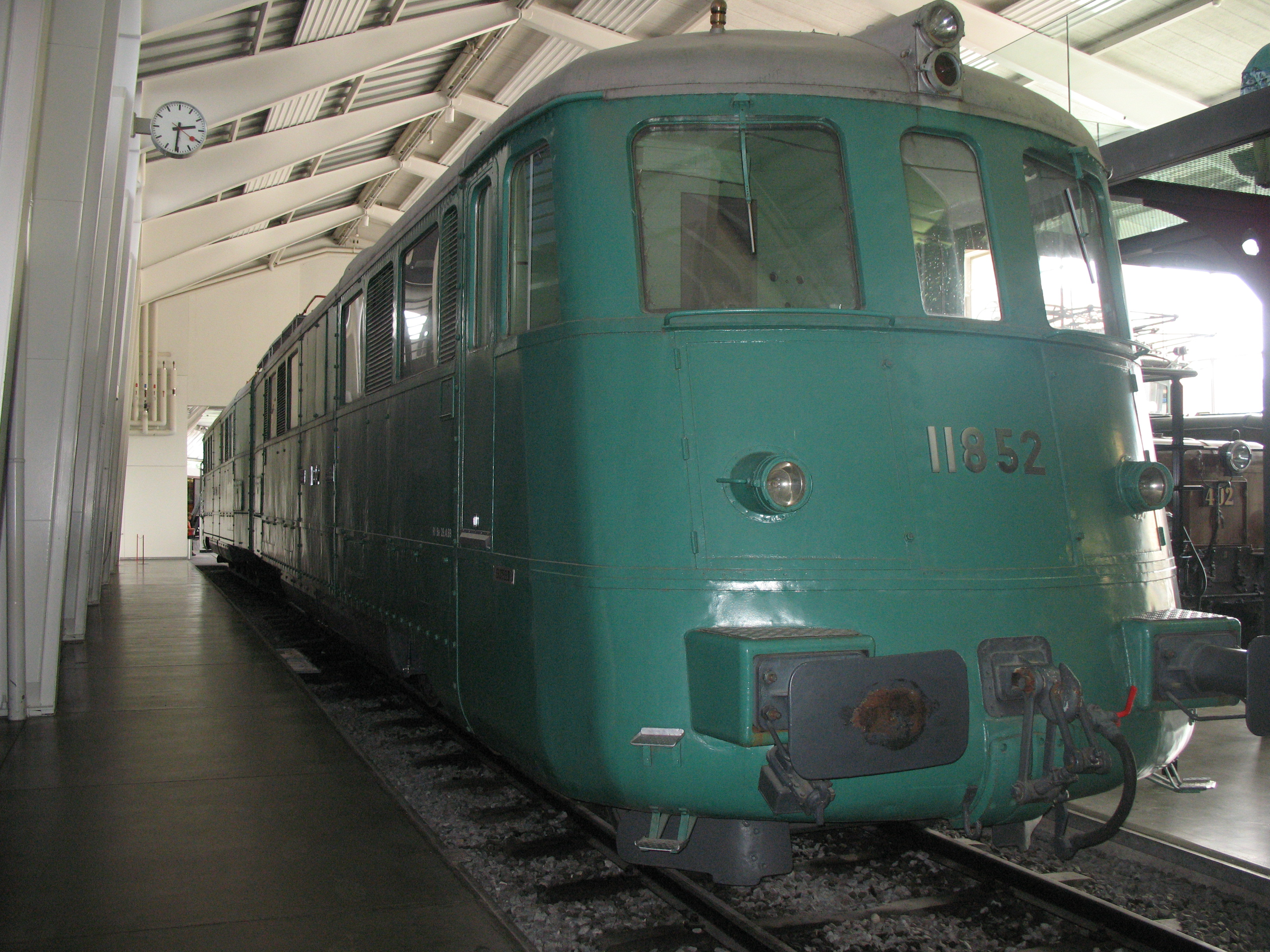 File:6261 - Luzern - Verkehrshaus - SBB-CFF-FFS Ae 8-